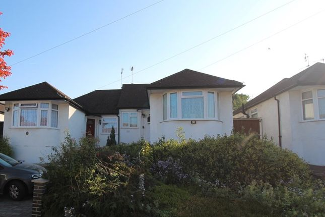 Thumbnail Semi-detached bungalow for sale in Derwent Avenue, East Barnet, Barnet