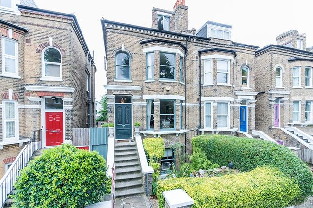 Thumbnail Semi-detached house for sale in Barry Road, London
