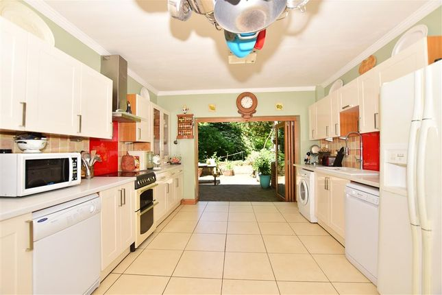 Thumbnail Detached house for sale in New Road, Langley, Maidstone, Kent