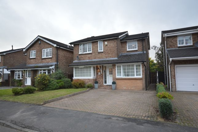 4 bed detached house for sale in Strathleven Drive, Alexandria, West Dunbartonshire G83