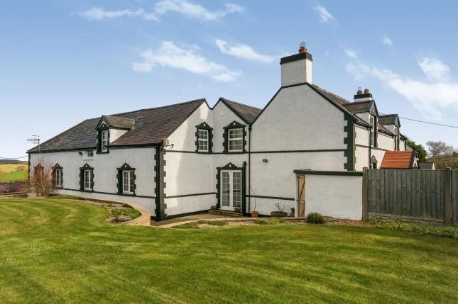 Thumbnail Link-detached house for sale in Betws Yn Rhos, Abergele, Conwy