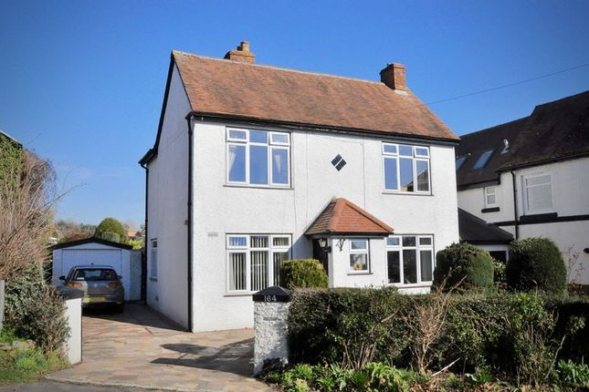 Thumbnail Detached house for sale in Pershore Road, Hampton, Evesham