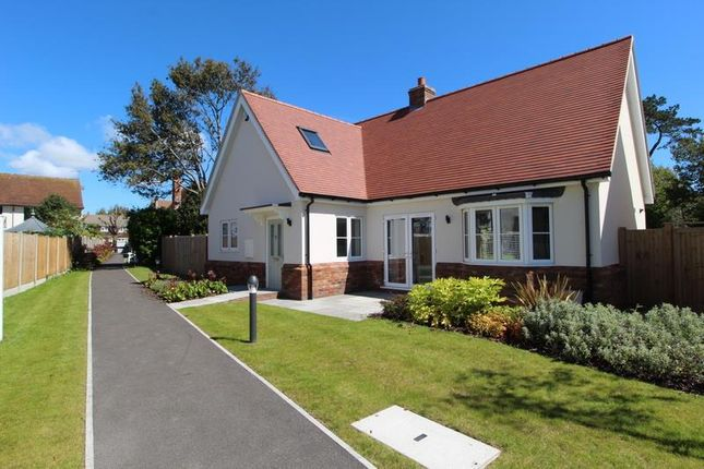 Thumbnail Detached house for sale in Fourth Avenue, Frinton-On-Sea