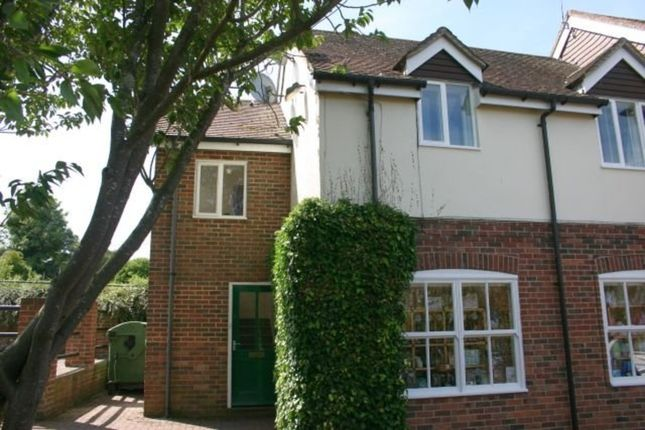 Thumbnail Maisonette to rent in Canal Side, High Street, Hungerford