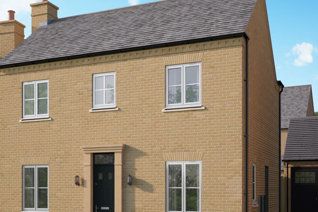 Thumbnail Detached house for sale in Carnaile Street, Alconbury Weald
