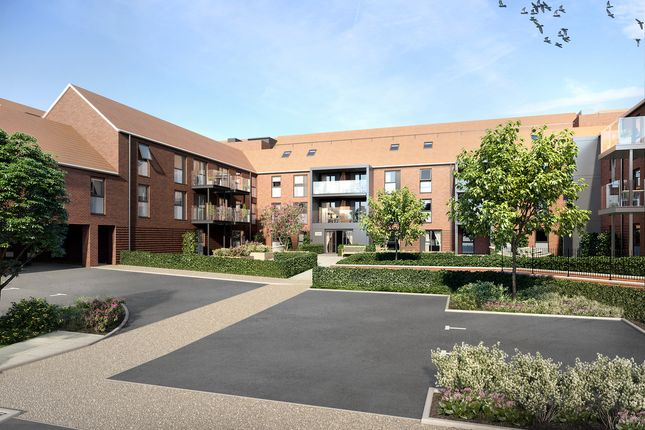 Mccarthy & Stone, The Dean, Alresford SO24, 2 bedroom flat for sale