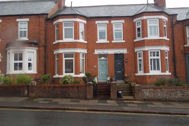 Thumbnail Terraced house to rent in Etterby Street, Stanwix, Carlisle