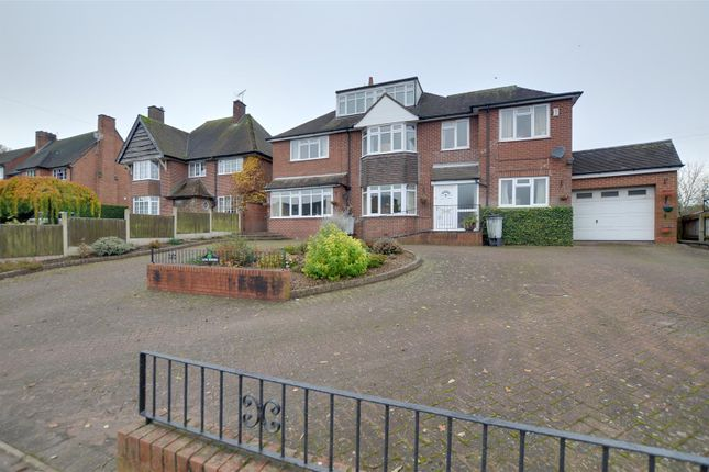 Thumbnail Detached house for sale in Newport Rd, Eccleshall, Stafford