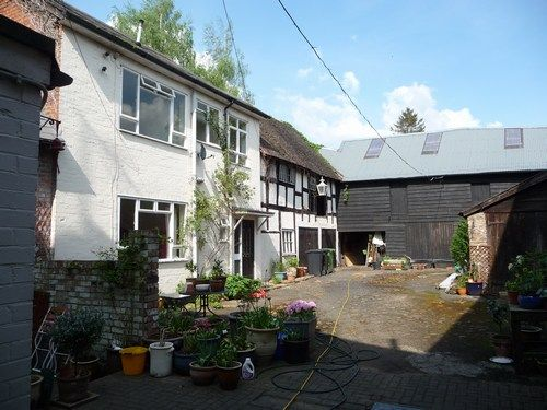 Thumbnail Town house for sale in Broad Street, Leominster