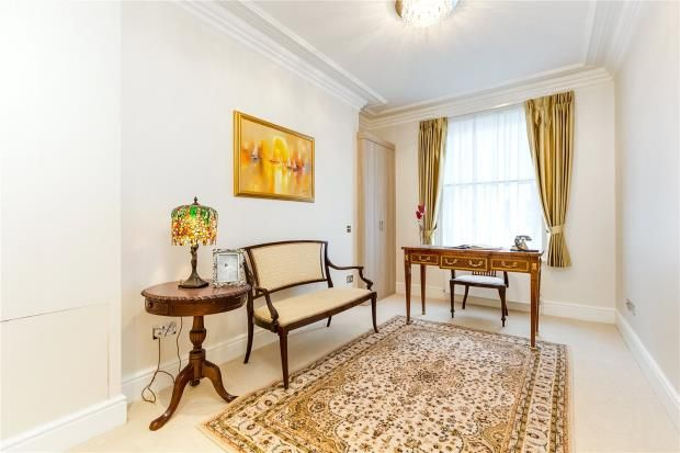 Study Area of Park Mansions, 141 Knightsbridge, London SW1X