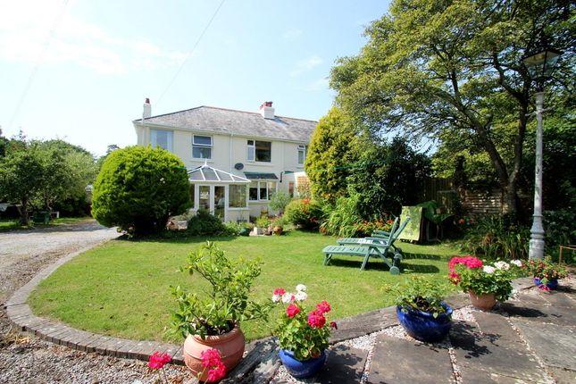 Thumbnail Semi-detached house to rent in Torbridge Road, Plympton, Plymouth, Devon