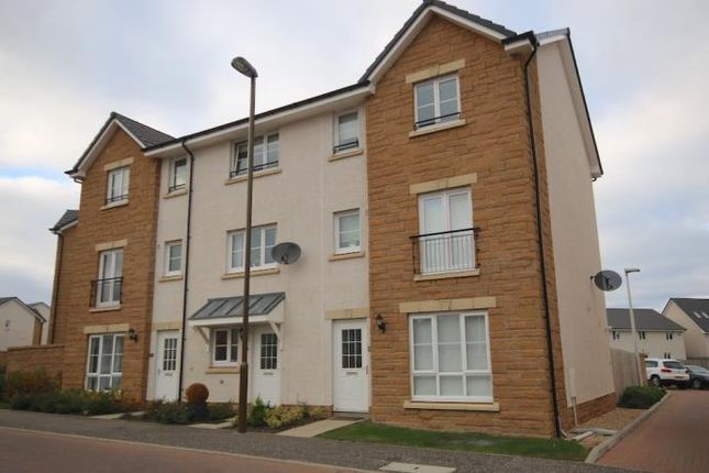 Thumbnail End terrace house to rent in South Chesters Medway, Bonnyrigg