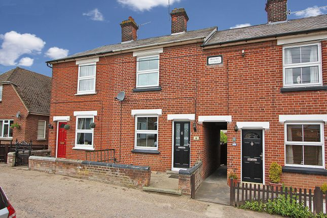 Thumbnail Terraced house for sale in Mayda Close, Halstead
