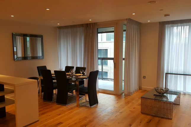 Thumbnail Flat for sale in Chadwick Street, London