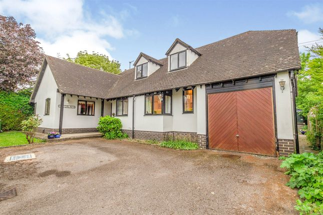 Thumbnail Bungalow for sale in Oxenton, Cheltenham