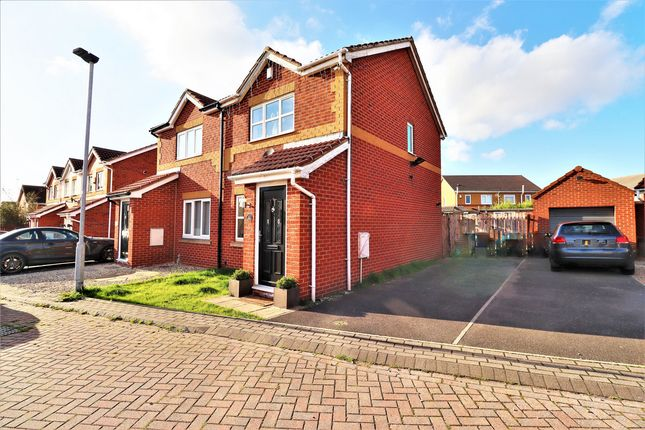 2 bed semi-detached house for sale in Storrs Wood View, Cudworth Barnsley S72