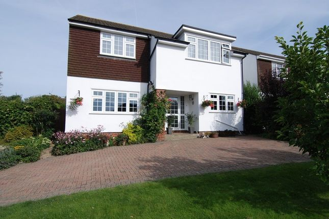 Thumbnail Detached house for sale in Downs Valley, Hartley, Longfield
