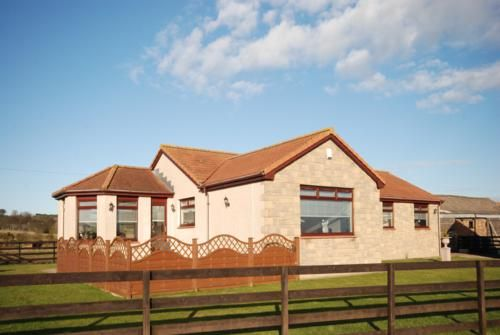 Thumbnail Detached bungalow for sale in Ovenstone Muir, By Anstruther