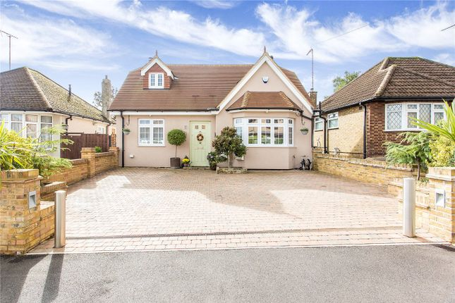 Thumbnail Detached bungalow for sale in Beech Avenue, Enfield