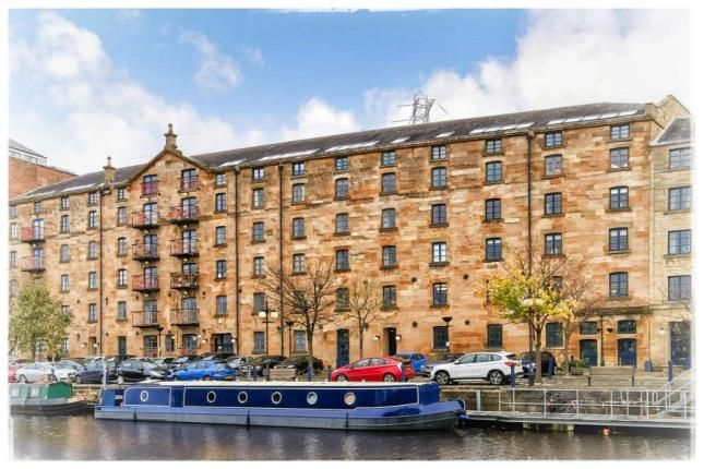 Thumbnail Flat for sale in Speirs Wharf, Glasgow
