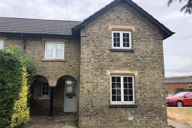 Thumbnail Semi-detached house to rent in Moor Farm Cottage, Leasingham Moor