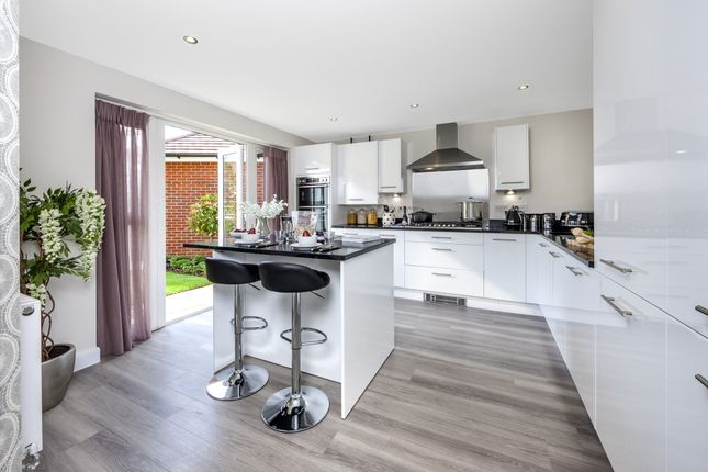 """Thumbnail Detached house for sale in """"Moorecroft"""" at Danworth Lane, Hurstpierpoint, Hassocks"""