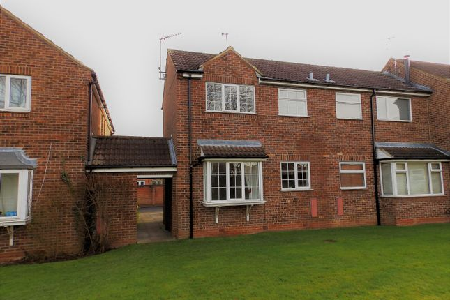 Thumbnail Terraced house for sale in The Chase, Boroughbridge, York