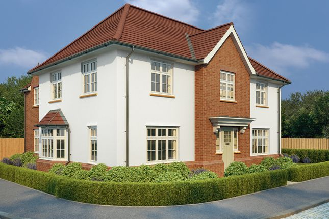 Thumbnail Detached house for sale in The Maples, Ermine Street, Buntingford, Hertfordshire