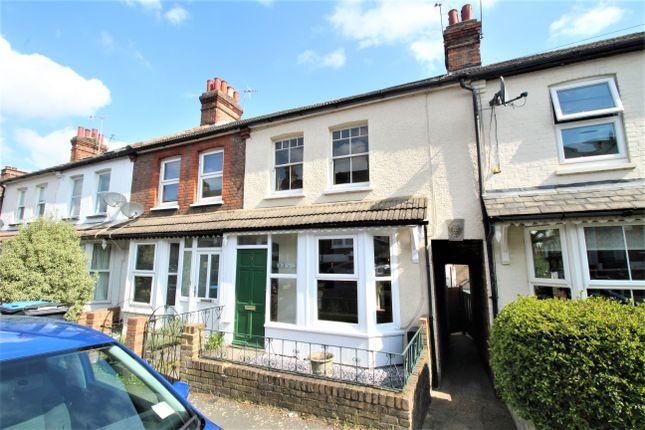 Thumbnail End terrace house to rent in Winifred Road, Hemel Hempstead