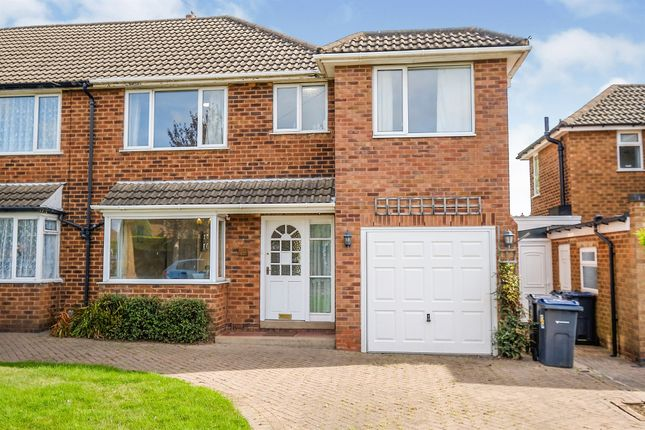Thumbnail Semi-detached house for sale in West View Road, Sutton Coldfield