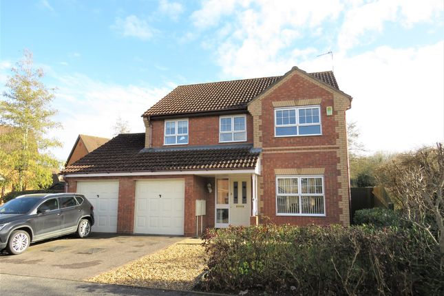 Detached house for sale in Archford Croft, Emerson Valley, Milton Keynes