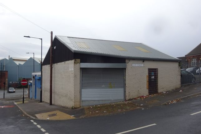 Thumbnail Industrial for sale in Clun Street, Sheffield