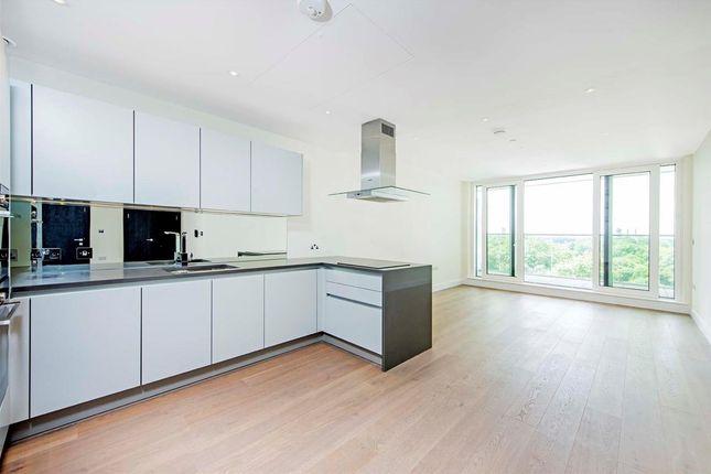 Thumbnail Flat for sale in Cascade Court, Vista Chelsea Bridge, London