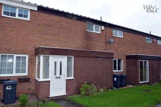 Thumbnail Terraced house for sale in Alwynn Walk, Brookvale Village, Birmingham