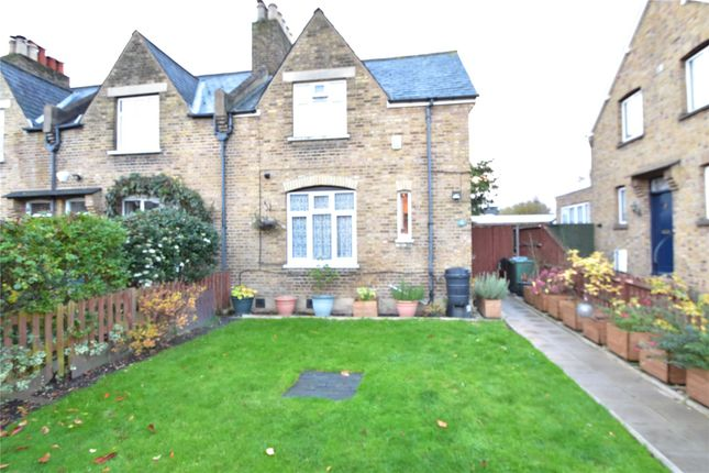 Thumbnail End terrace house for sale in St. Johns Cottages, Maple Road, London