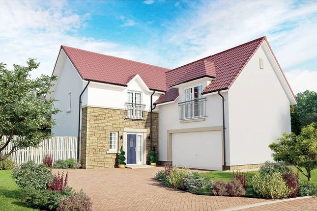 "Thumbnail Detached house for sale in ""The Dewar"" at Queens Drive, Cumbernauld, Glasgow"