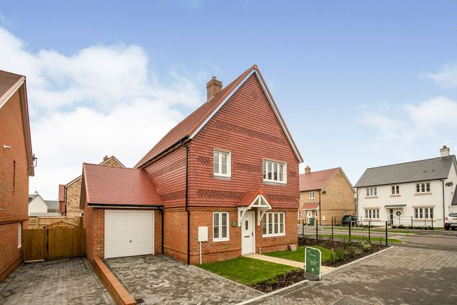 4 bed detached house for sale in Linnet Lane, Amberstone, Hailsham BN27