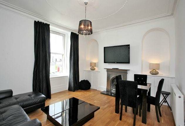 Thumbnail Flat for sale in Holburn Road, Aberdeen
