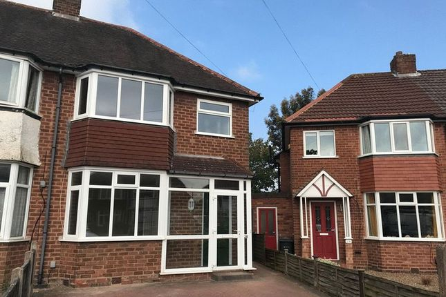 3 bed semi-detached house to rent in Hazel Croft, Northfield, Birmingham
