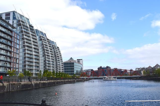 Thumbnail Flat to rent in City Loft, Salford Quays, Manchester