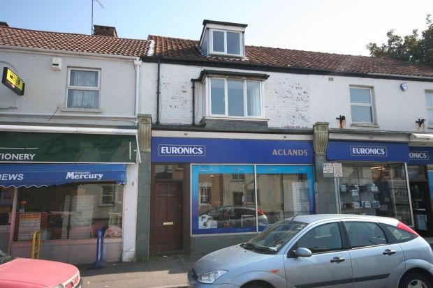 Thumbnail Flat to rent in Clare, Clare Street, North Petherton, Bridgwater