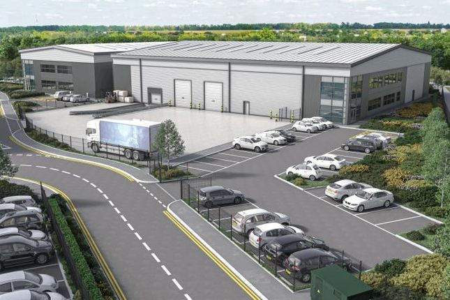 Thumbnail Industrial to let in Unit 2 Tunstall Arrow, James Brindley Way, Stoke-On-Trent