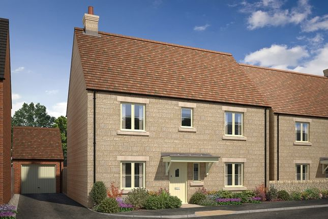 "Thumbnail Detached house for sale in ""The Gloucester"" at Stratford Road, Mickleton, Chipping Campden"