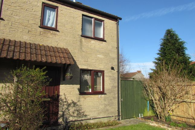 Thumbnail End terrace house to rent in The Cooperage, Frome