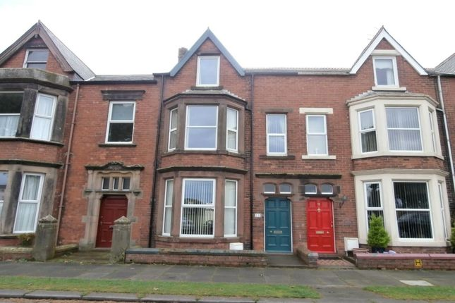 Thumbnail Terraced house to rent in Lawn Terrace, Silloth, Wigton