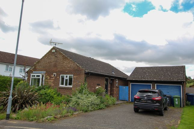 Thumbnail Detached bungalow for sale in The Spinney, Bar Hill, Cambridge