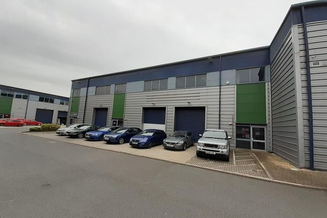 Thumbnail Warehouse to let in 16 & 17 Chancerygate Business Centre, Manor House Ave, Southampton, Hampshire