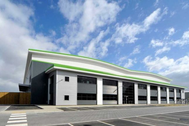 Industrial to let in Plot 2, Bedford Commercial Park, Bedford