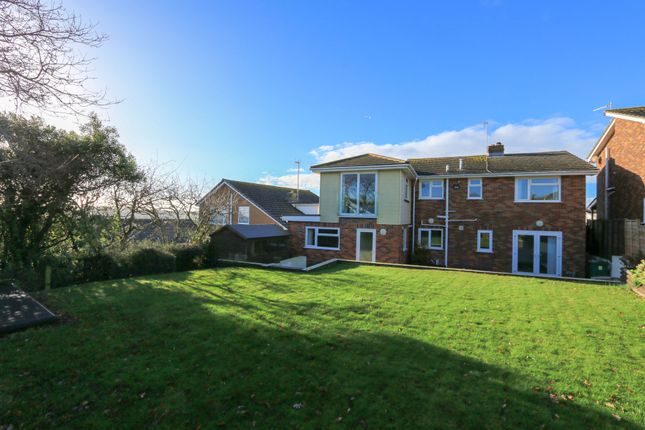 Thumbnail Detached house for sale in Maudlin Drive, Teignmouth
