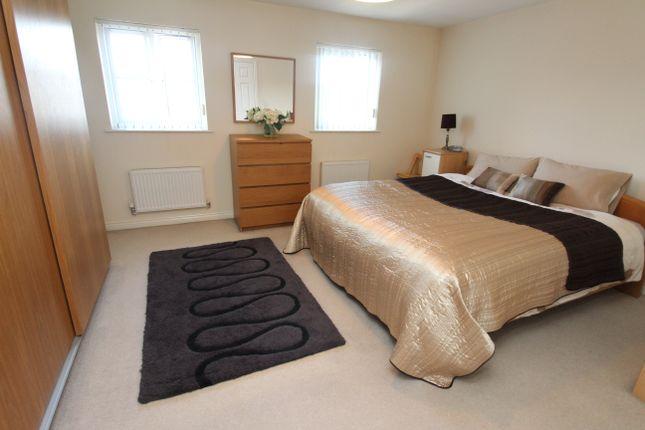 Thumbnail Town house for sale in Ffordd Mograig, Heath, Cardiff